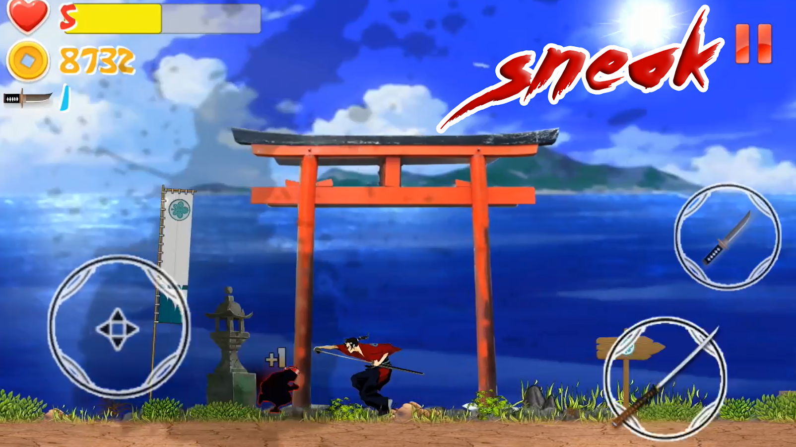 Samurai Ninja Fighter Screenshot 4