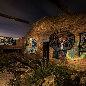 by Darren Cocking - Buildings & Architecture Decaying & Abandoned (  )