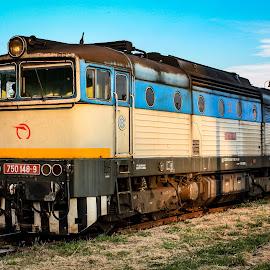 750-148 by Nagy Attila - Transportation Trains ( 12 )