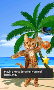 Free Tickle Talking Cat APK for Windows 8