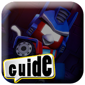 Download Android App Guide Angry Birds Transformers for Samsung