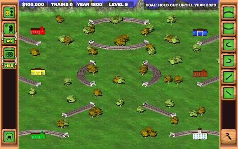 MyRailroad Screenshot