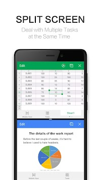 WPS Office + PDF APK screenshot thumbnail 7