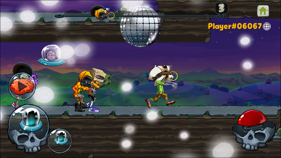 Deadly Run Screenshot 1