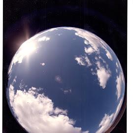 HIALEAH SKY by Benny Granda - Landscapes Cloud Formations