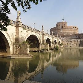 Ponte Sant'angelo by Juan Tomas Alvarez Minobis - Buildings & Architecture Bridges & Suspended Structures
