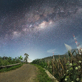 by Annisa Fitriani - Landscapes Starscapes