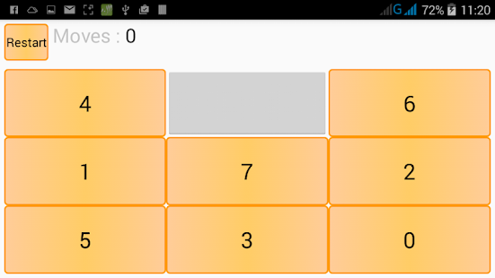 Puzzle Numbers - screenshot