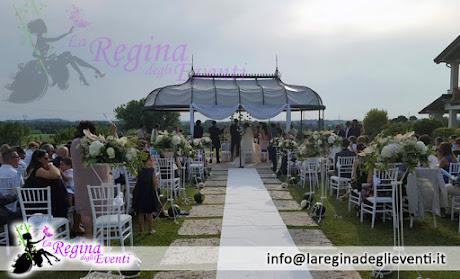 gazebo rito matrimonio