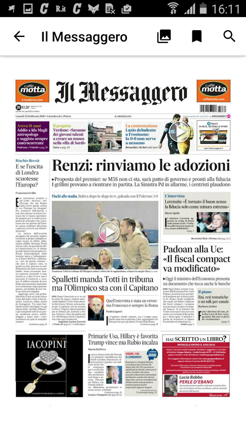 Il Messaggero Screenshot 7