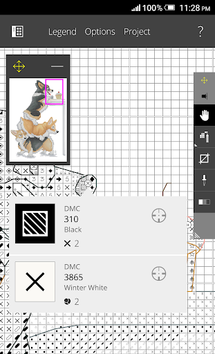 Crossty - screenshot