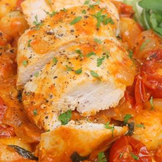 Chicken Cacciatore With Chicken Breast Recipes