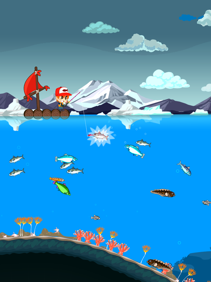 Fishing Break Screenshot 1