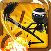 Game Stickninja Smash APK for Kindle