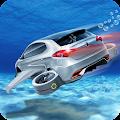 Floating Underwater Car Free