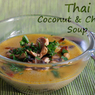 Thai Coconut & Chicken Soup