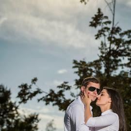 Prewedding by Marko Stanisic - Wedding Bride & Groom ( srbija, wedding photography, creative, vencanja, beautiful, pixoto, forest, cute, photo, love, sky, prewedding, krusevac, wedding, weddings, couple, nikon, bride, groom )
