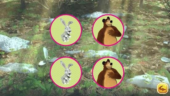 Free games: Masha and the Bear APK for Bluestacks