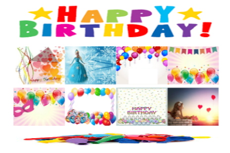 Free Birthday Card - screenshot