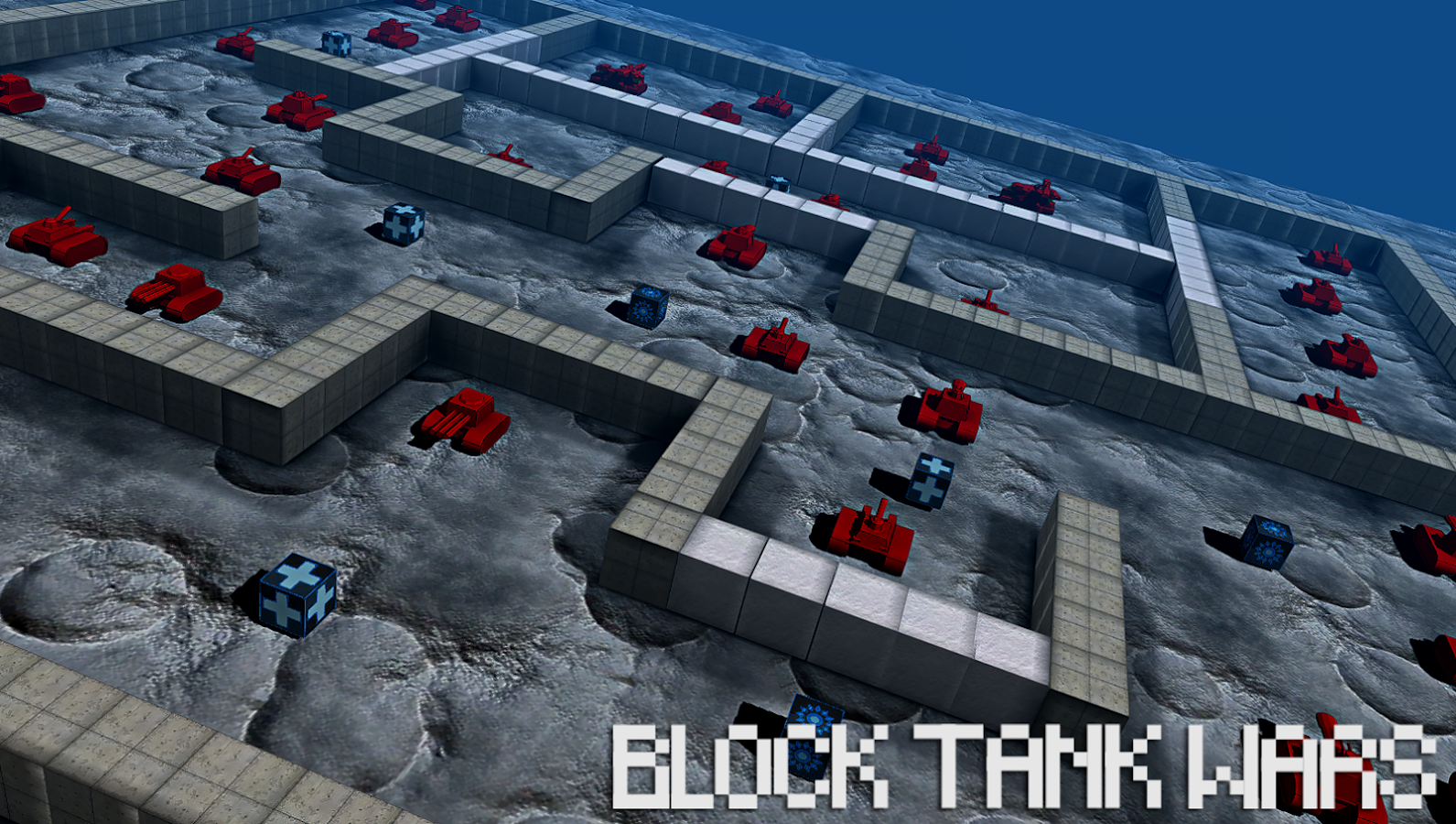Block Tank Wars Screenshot 14