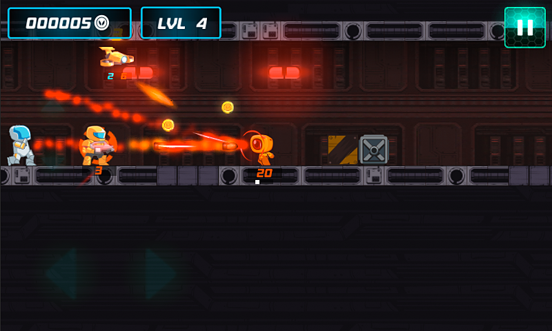 Agent Aliens Screenshot 4