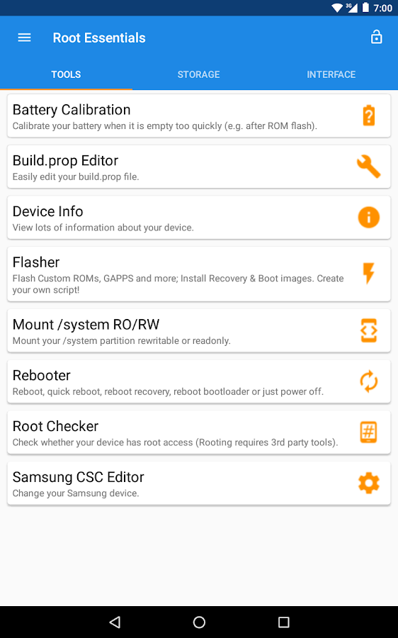 Root Essentials Screenshot 17