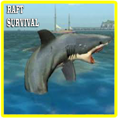 Hero in Raft Survival