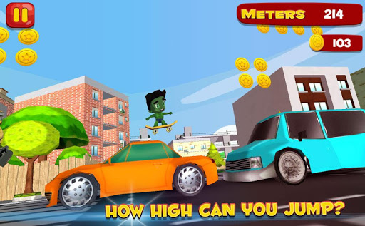 Skater Boy Epic Heroes screenshot 3