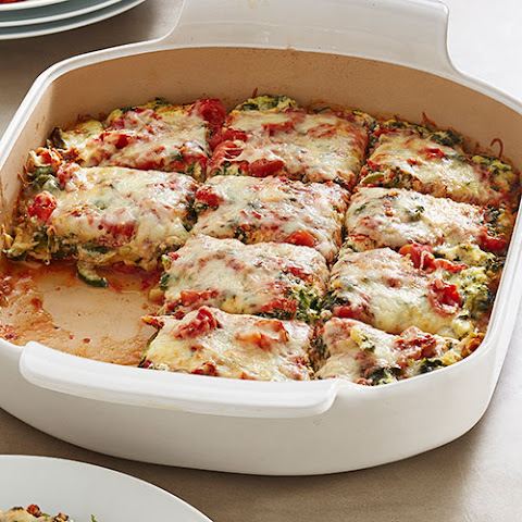 Fresh Vegetable Lasagna Bake