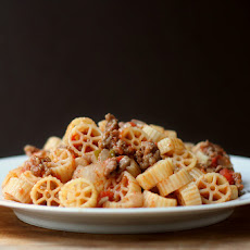 Wagon Wheel Pasta