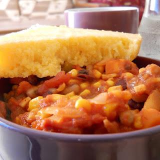 Butter Bean Chili Vegetarian Recipes