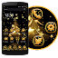 Gold Tree Happy Theme APK for iPhone