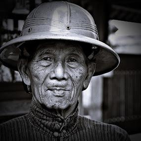 A real Javanese by Rudi Yanto - People Portraits of Men