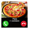 Fake Call Pizza APK for Bluestacks