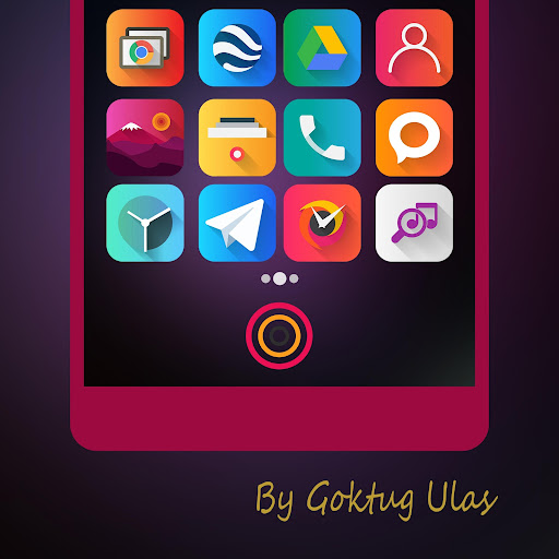 Graby - Icon Pack For PC