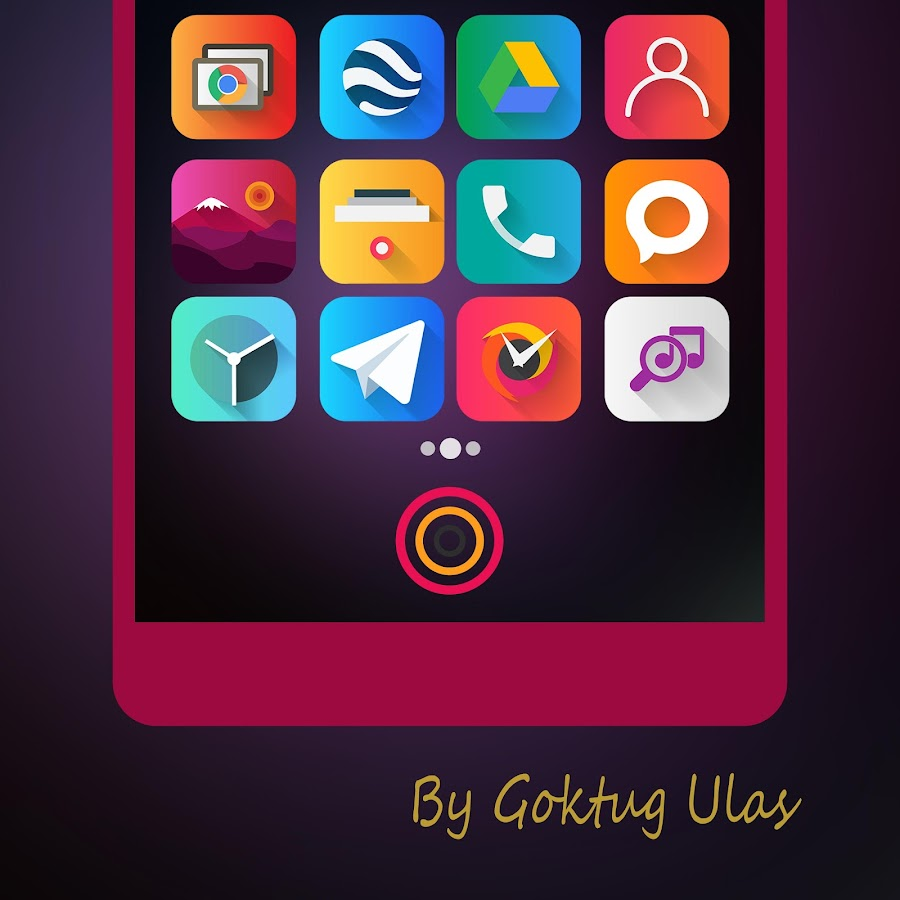 Graby - Icon Pack Screenshot 1