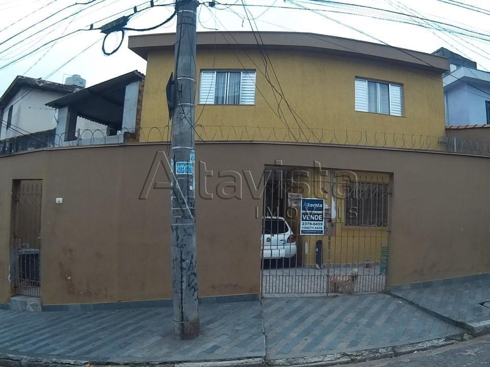 Sobrado Jardim Cristiane Santo André