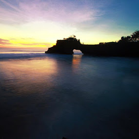 Tanah Lot Bali by Abi Artworkers - Landscapes Travel