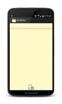 Notepad APK screenshot thumbnail 4