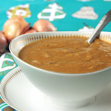 Vegan Thanksgiving Gravy
