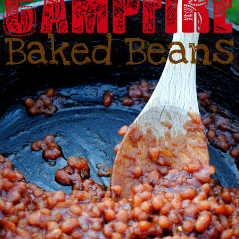 Campfire Baked Beans