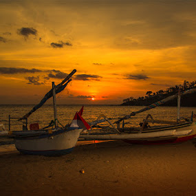 by Vincentius Hioe - Landscapes Sunsets & Sunrises