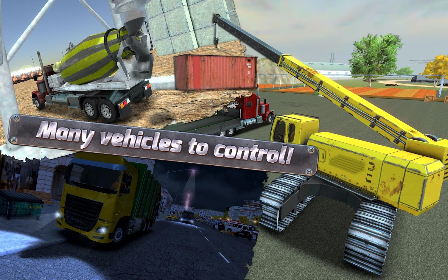 Extreme Trucks Simulator Screenshot 11