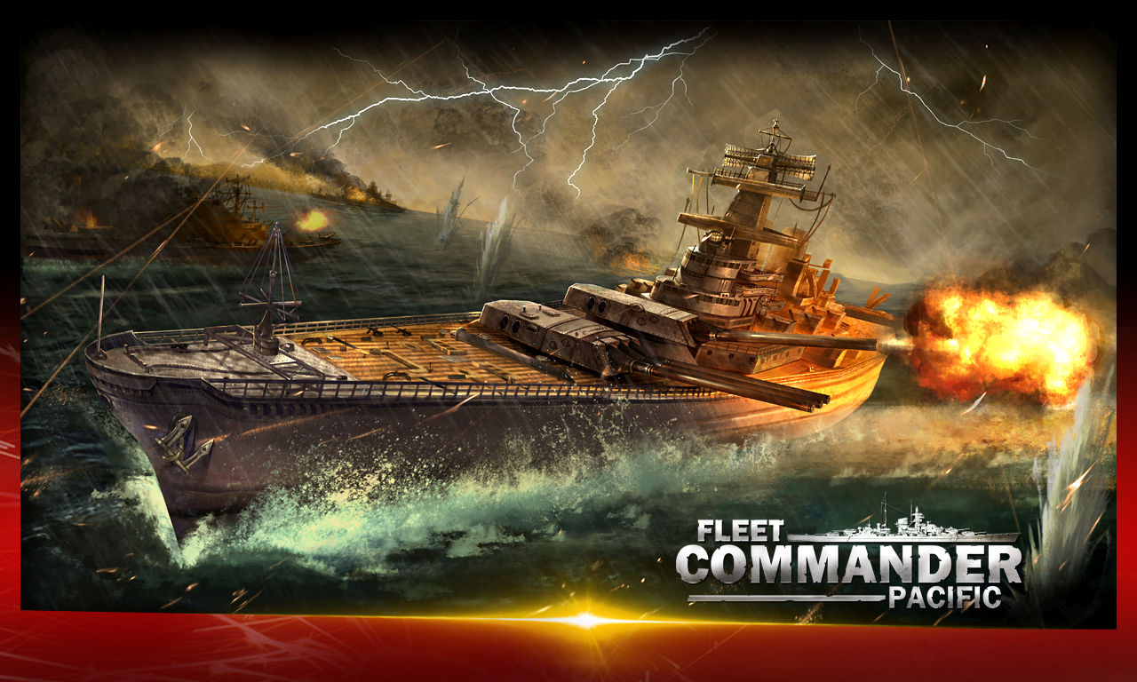Fleet Commander:Pacific Screenshot 0