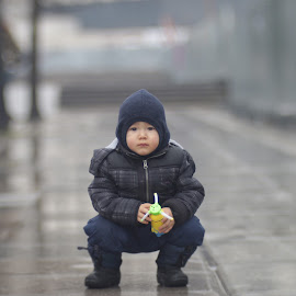 Child boy by Nikola Jordanov - Babies & Children Child Portraits ( child, boy )