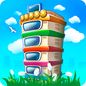 Pocket Tower: build & manage For PC / Windows 7/8/10 / Mac – Free Download
