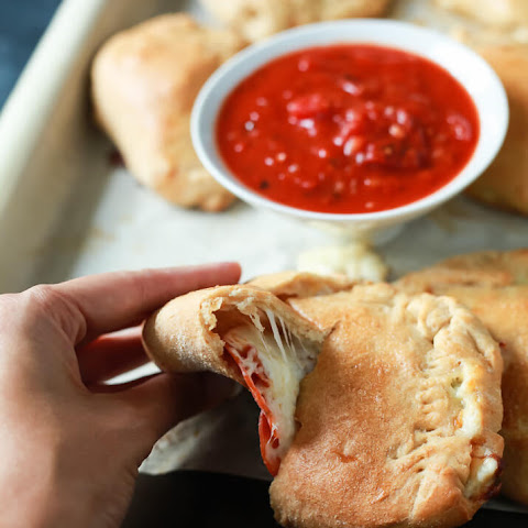 Whole Wheat Pizza Pockets