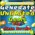 Chetas Gems Clash Royale Prank