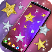 App Gold and Silver Stars Magic Touch on Screen APK for Windows Phone