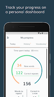 App Lingvist: Learn French, Spanish & other languages APK for Windows Phone